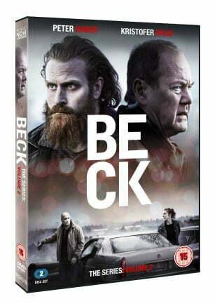 Win Nordic Noir Series Beck Series: Season 2 On DVD - The People's Movies