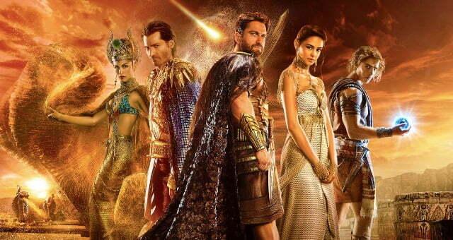 Win Gods Of Egypt On DVD