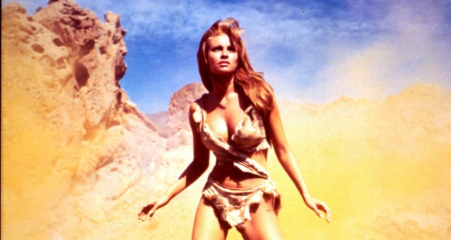 Blu-ray Review – One Million Years B.C. (1966)