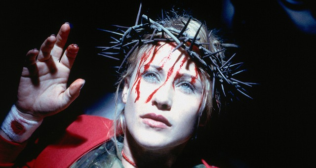 Win Psychological Horror Stigmata On Blu-ray