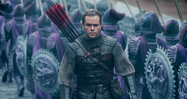 Jason Bourne The Saviour? In New UK Trailer For The Great Wall