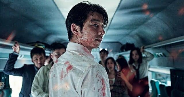 Win Train To Busan T-shirt And Horror Blu-ray Bundle