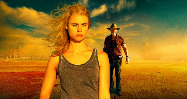 Win Wolf Creek TV Series: Season One On DVD