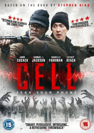 Film Review: Cell (2016)