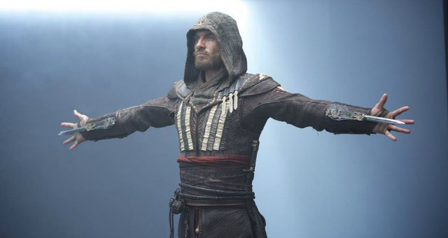 Assassin's Creed Clip Enters The Animus