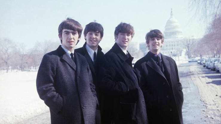 Film Review -The Beatles: Eight Days A Week-The Touring Years