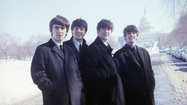 Bluray Review -The Beatles: Eight Days A Week-The Touring Years