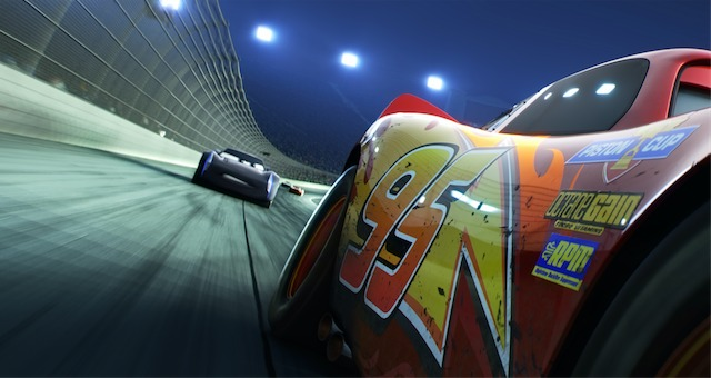 Vroom, Vroom! '95' Revs Up In New Cars 3 Releases Poster