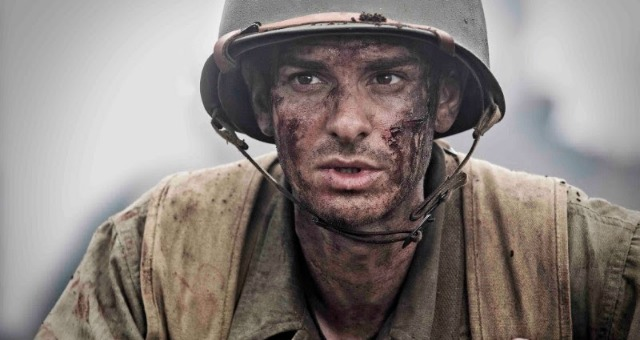 Andrew Garfield Stars In critically Acclaimed Hacksaw Ridge Clips