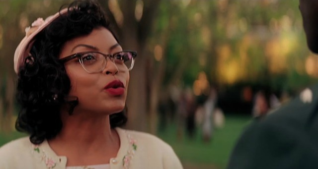 This Lady 'Wears Glasses' In Hidden Figures New Clip