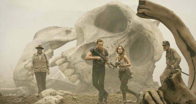 Man Is Not King In Kong: Skull Island New Trailer
