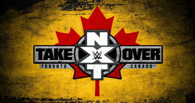 WWE NXT Takeover Toronto Preview