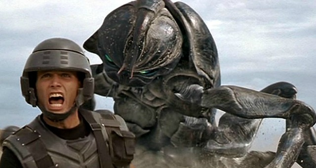 The 'Baywatch' Writers To Write Starship Troopers Remake