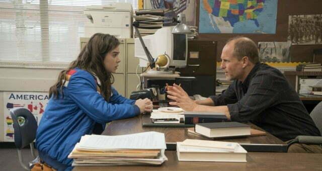 The Edge Of Seventeen UK Trailer, Hailee Steinsfeld 'So Awkward'