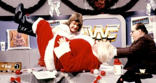 Win WWE Christmas Collection On DVD