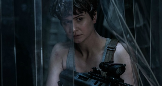 Meet The Crew Of The Covenant In New Alien:Covenant Image