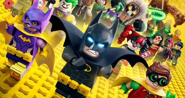 Holy Lego Bricks! The Lego Batman Move Poster Loaded With Characters