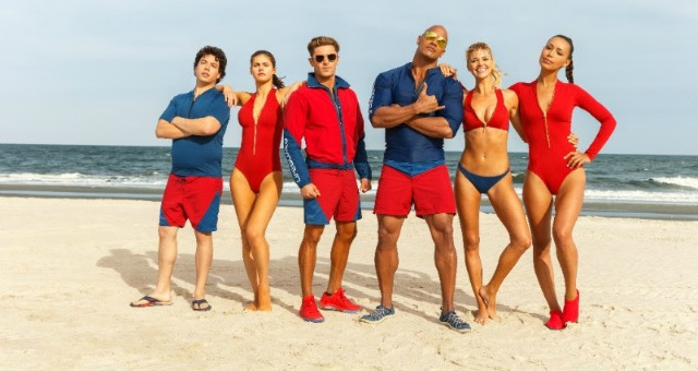 Do It Slow Motion Style, Watch Baywatch First Trailer