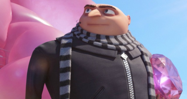 Despicable Me 3 First Trailer Gru Faces Villain With A Mullet