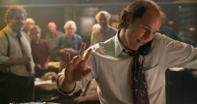 From Baldness To Riches For Matthew McConaughey In Gold New Trailer