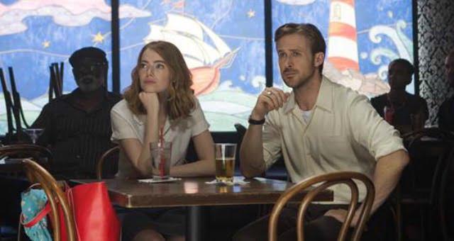New La La Land As Ryan Gosling Asks Emma Stone On A Date