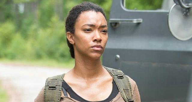The Walking Dead's Sasha To Lead New Star Trek: Discovery?