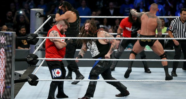 Top 10 WWE Matches From 2016