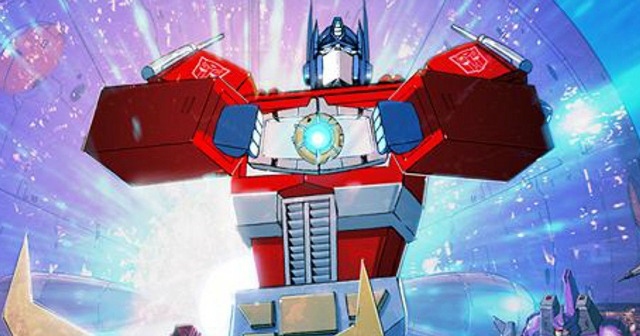 Bluray Review – The Transformers Movie (1986)