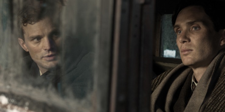 Win Anthropoid on Blu-Ray Starring Jamie Dornan, Cillian Murphy