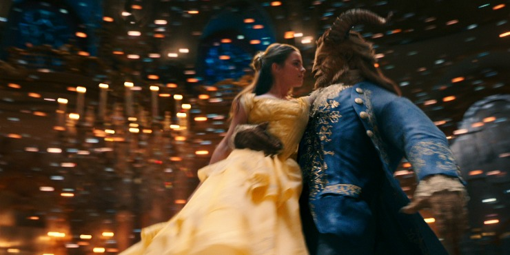 Beauty And The Beast Is UK's Biggest Disney Live Action Movie