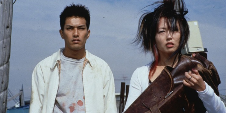 Win Takashi Miike's Black Society Trilogy On Blu-ray