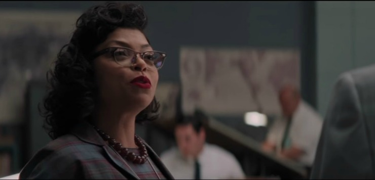 Hidden Figures New Featurette And Clip Honours A Modern Figure