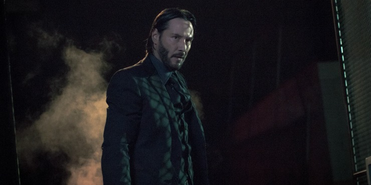 The Man.The Myth. The Legend John Wick: Chapter 2 Coming'Home' Next Month