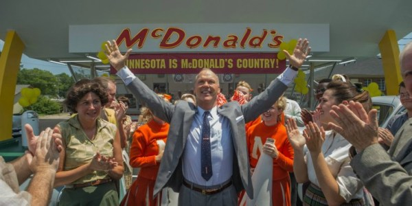 Learn Some McDonalds Facts In The Founder New Infographic
