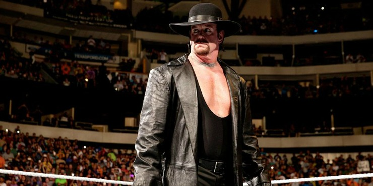 The Undertaker Confirms Place In The Royal Rumble Match