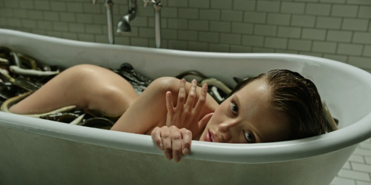 Things Get Sinister In A Cure For Wellness Clip & Superbowl TV Spot