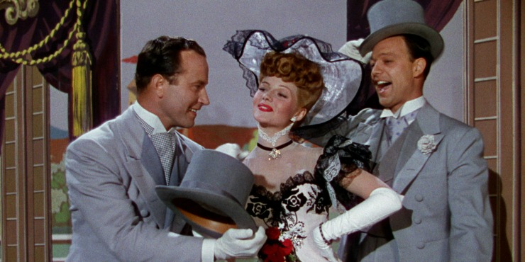 Win Cover Girl Starring Rita Heyworth, Gene Kelly On Blu-ray