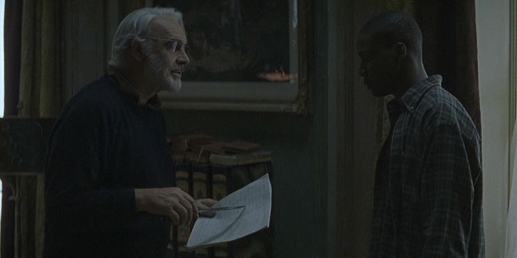 Win Finding Forrester Starring Sean Connery On Dual Format