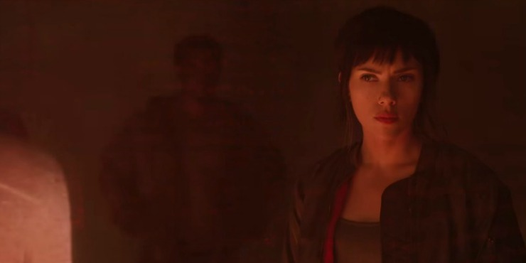 New Ghost In The Shell Featurette Focuses On Scarlett A Major