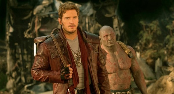 'Marvel' In New Batch Of Guardians Of The Galaxy Vol.2 Stills