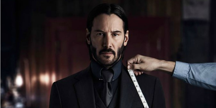 John Wick: Chapter 2 New Featurette & Clip John Is Suited And Trained