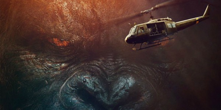 New Kong: Skull Island Images Unveiled