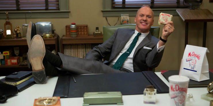 Franchise, Franchise, Franchise! Michael Keaton Retrospective (The Founder)