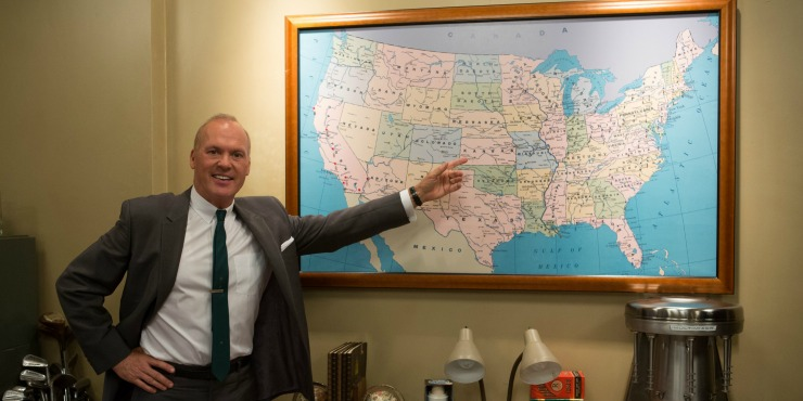 New The Founder Clip Showcases The Ruthless Concept Of Ray Kroc