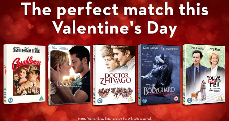 Win A Warner Bros Valentine's Day Bundle