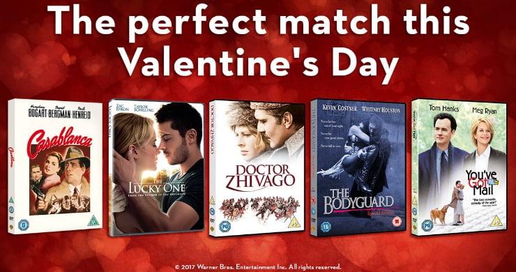 Win A Warner Bros Valentine's Day Bundle