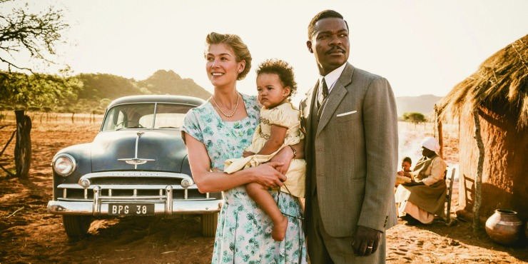 Film Review – A United Kingdom (2016)