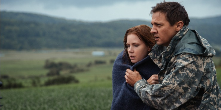 Bluray Review – Arrival (2016)