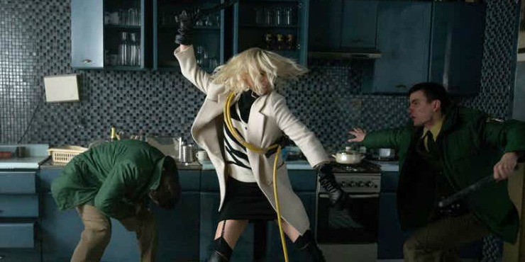 Charlize Theron's Atomatic Blonde First Trailer Coming Friday Watch Preview