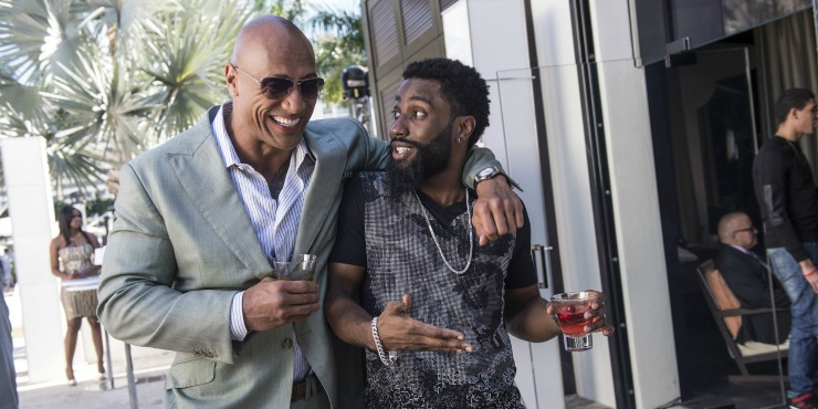 Win Ballers Season 2 Starring Dwayne Johnson On DVD